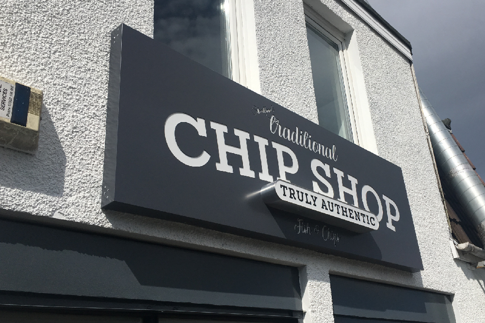 signs-glasgow-chip-shop-coatbridge-light-box-signs-glasgow-edinburgh-signs