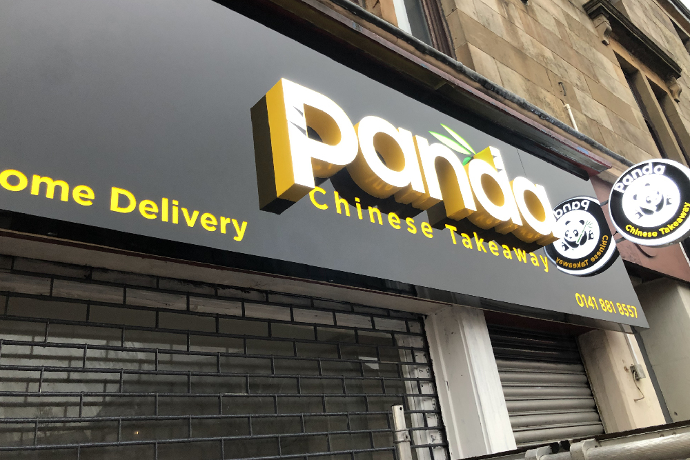 signs-glasgow-panda-3D-Light-Letters-light-box-signs-barrhead-glasgow-edinburgh-signs-1